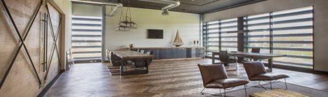 如何做好办公室装修中的墙面装饰