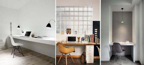 Home Office Interior Design Ideas  Fine Home Office Interior Design  Photos - Home Interior Design