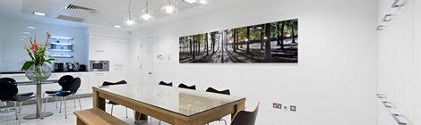 几种办公室墙面装饰方法打造个性办公室