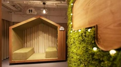 设计参考:如何通过环境塑造传达企业理念