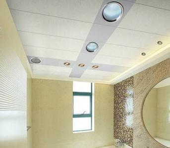 家装吊顶材料分类与验收