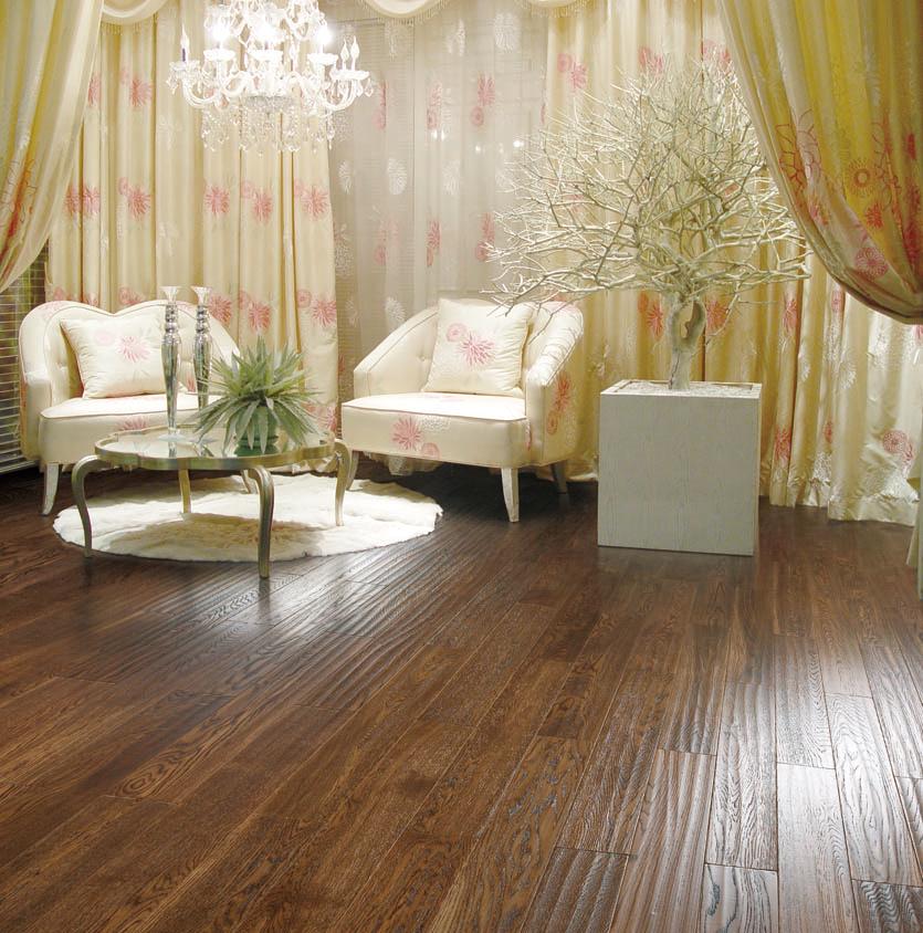 实木地板保养方法技巧