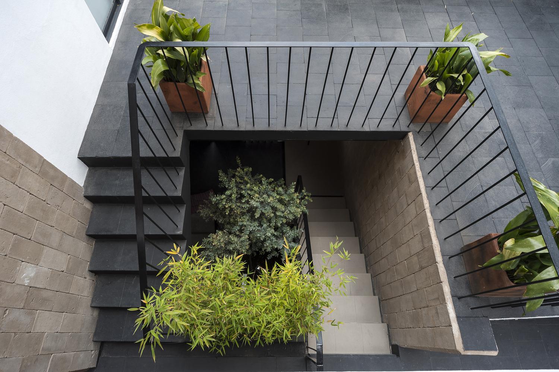 私人住宅建筑的砖试验