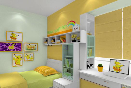 室内装修:创意无限,且看飘窗如何变成小书桌