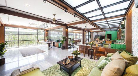 室内环境设计是理性的创造和设计审美的表现