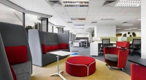 办公空间与其界面的设计