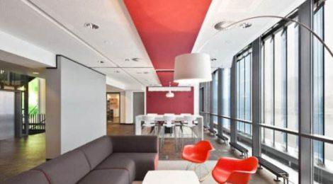 办公室装修平面组合形式