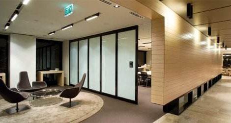办公室装修关于中空玻璃的基本结构