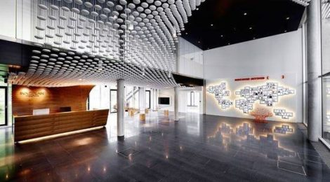 办公环境设计是功能与审美的统一体
