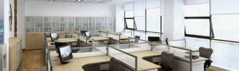 全包办公室装修的缺点