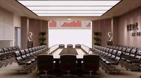 办公室装修平面布局的艺术设计