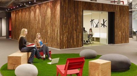 办公室装修前预定家具的优势