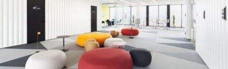 办公空间设计应选择多厚的实木地板