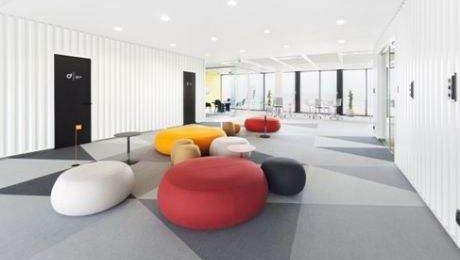 办公室装修活动隔断有哪些特点
