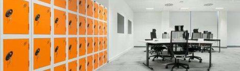 办公空间设计的分隔与联系