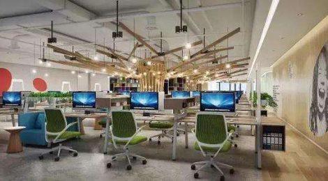 医疗行业办公室装修地板装饰要点