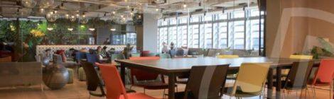 四大类型开放式办公室装修设计