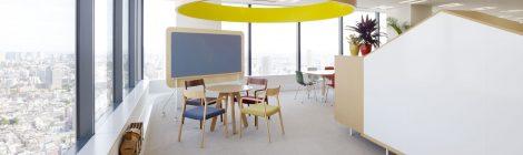 办公空间对不同空间序列的要求