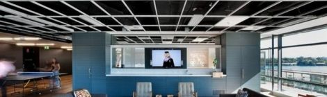 如何做好办公室装修的吸顶灯的清洁