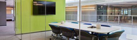 办公室顶棚设计的原则