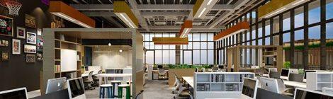 办公室设计与建筑设计的内在联系(一)