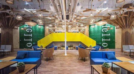 办公室设计与建筑设计的区别