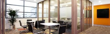 室内空间色彩与办公空间设计