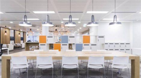 办公室内部装修材料按其使用部位和功能分几类