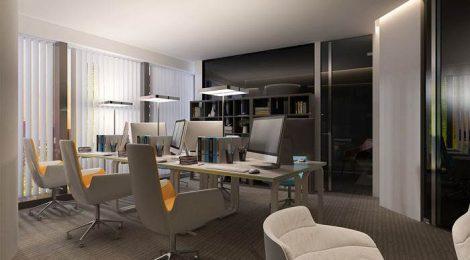 办公室设计中照明有哪些特点
