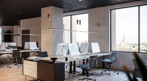 办公室吊顶装修有哪些特点