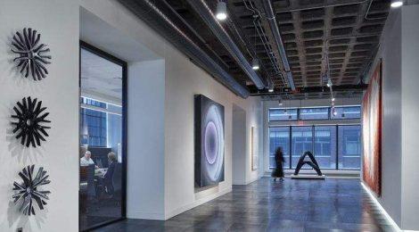 常见的办公空间设计类型可分为哪几种