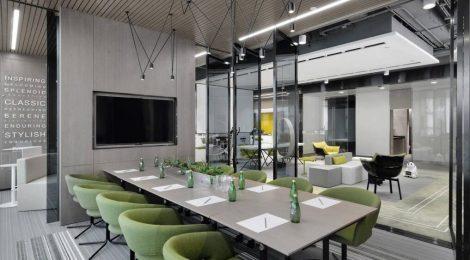 办公室装修绿化的布置方式主要有哪几种