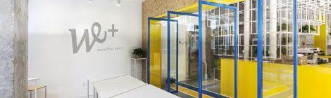 办公室厂房装修低碳环保设计构思