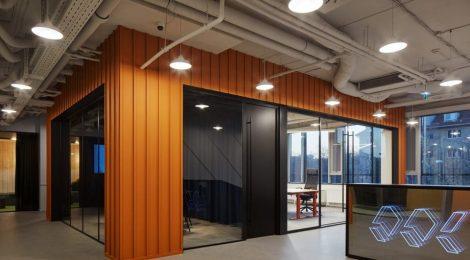 办公室装修设计方案几大核心理念