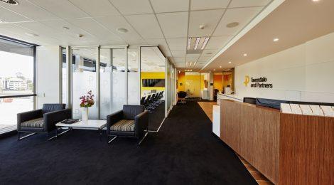 象征化技巧多样化是办公楼装修设计构思发展趋势