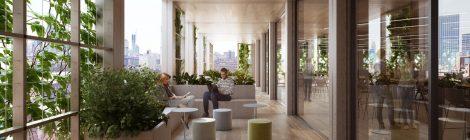 办公空间设计以及作用特性