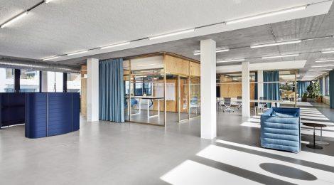 办公室装修——常用的内墙乳胶漆品种有哪几种?