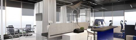 办公室装饰内墙涂料有哪些基本要求?