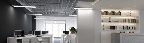 办公楼装修怎样恰当购买亚克力板