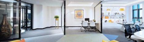 各种行业办公室装修侧重点分析