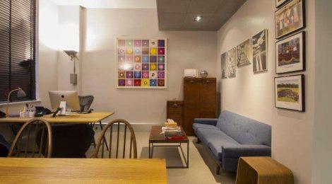 不同办公区域的办公室装修对照明设计的规划