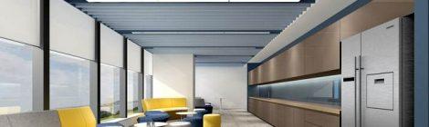 怎样提升办公楼装修的空气指数