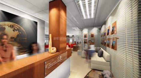 上海办公空间设计怎样提升层次感呢