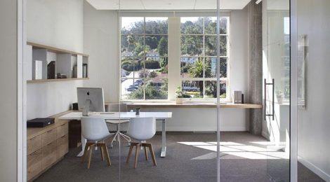 中式办公室装修风格的家具如何选择
