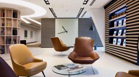 正确的办公室设计需要什么样的效果